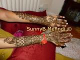 Bridal intricate designs
